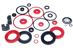 Oilseal and Rubber Rings